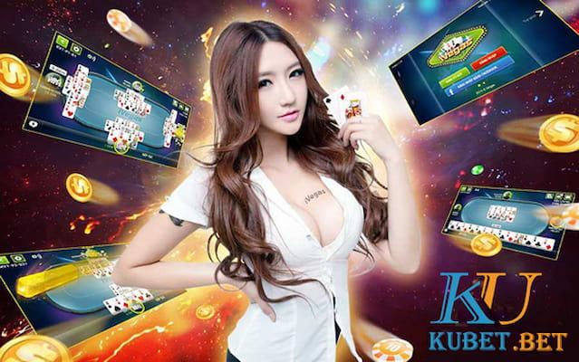 Kho game cá cược của nhà cái Kubet vô cùng đa dạng