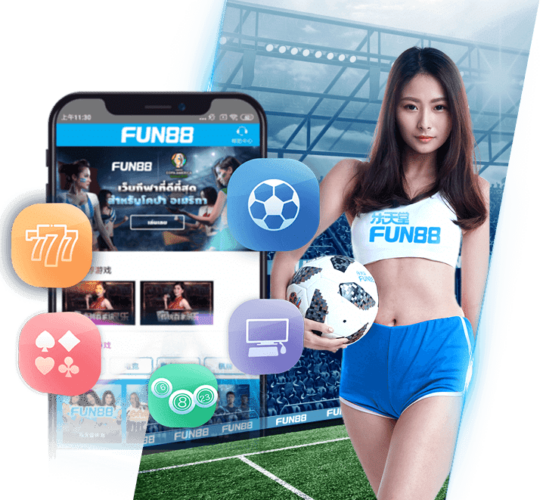 nhà cái fun88 ứng dụng công nghệ đỉnh cao vào dịch vụ
