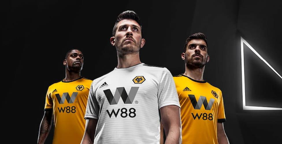 W88 tự hào là nhà tài trợ cho CLB Wolverhampton Wanderers