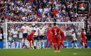 Giải mã nguyên nhân hiếm hoi bàn thắng Euro 2021 từ đá phạt hàng rào?