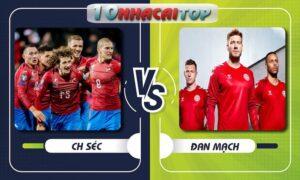 Nhận định bóng đá CH Séc – Đan Mạch