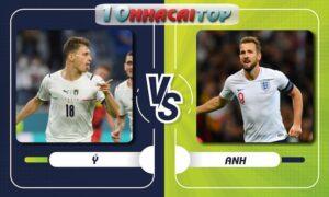 Ý vs Anh