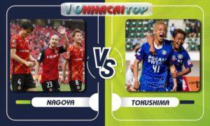Nagoya Grampus vs Tokushima Vortis