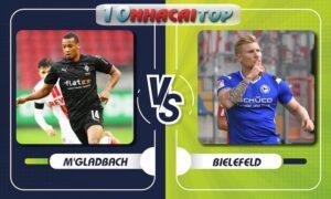 gladbach vs Arminia Bielefeld